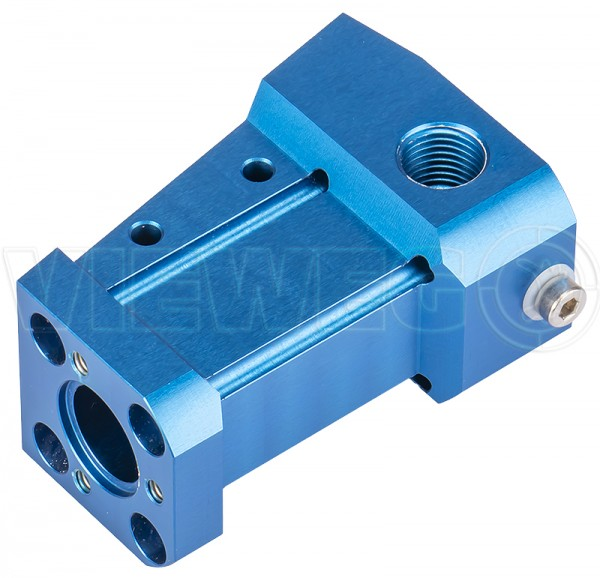 Pump housing for eco-DUO600