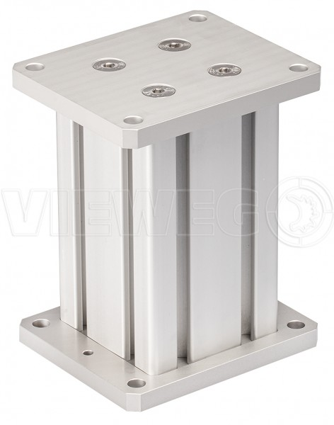 Base support wide 150 mm height