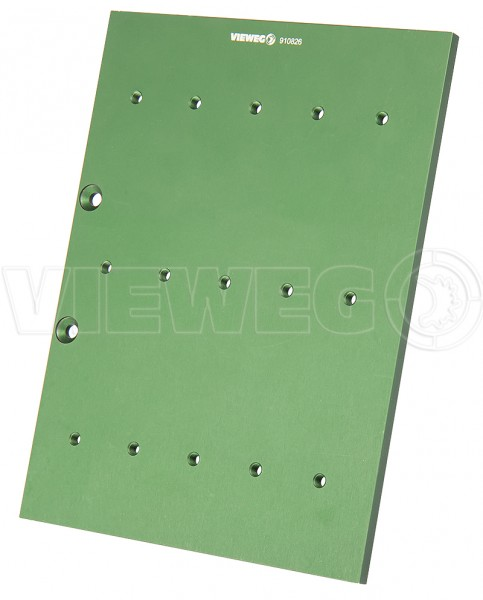 adapter plate, long